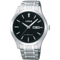 Mens Lorus Day-Date Watch