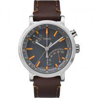 Herren Timex Metropolitan+ Activity Tracker Bluetooth Hybrid Smartwatch Watch TW2P92300