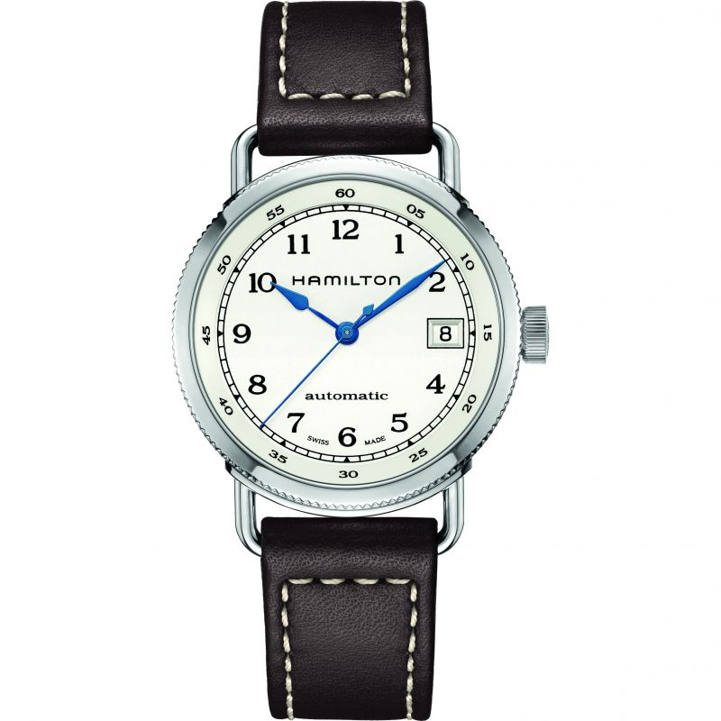 Unisex Hamilton Khaki Navy Pioneer Auto 36mm Automatic Watch