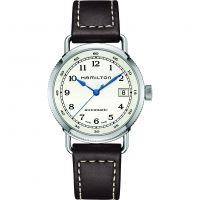 Unisex Hamilton Khaki Navy Pioneer Auto 36mm Watch H78215553