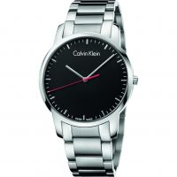Mens Calvin Klein City Polished Watch
