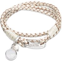 Ladies Unique Stainless Steel Bracelet B333PE/19CM