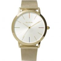 unisexe Paul Smith MA Mesh Bracelet Watch P10092