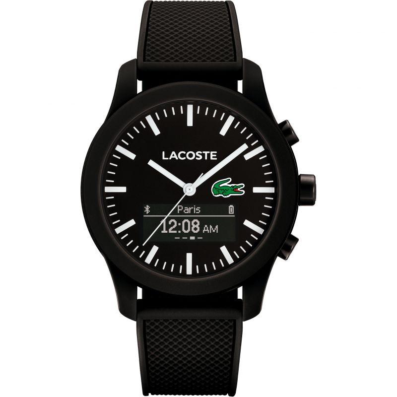 Unisex Lacoste 12.12 Contact Bluetooth Hybrid Smartwatch Watch