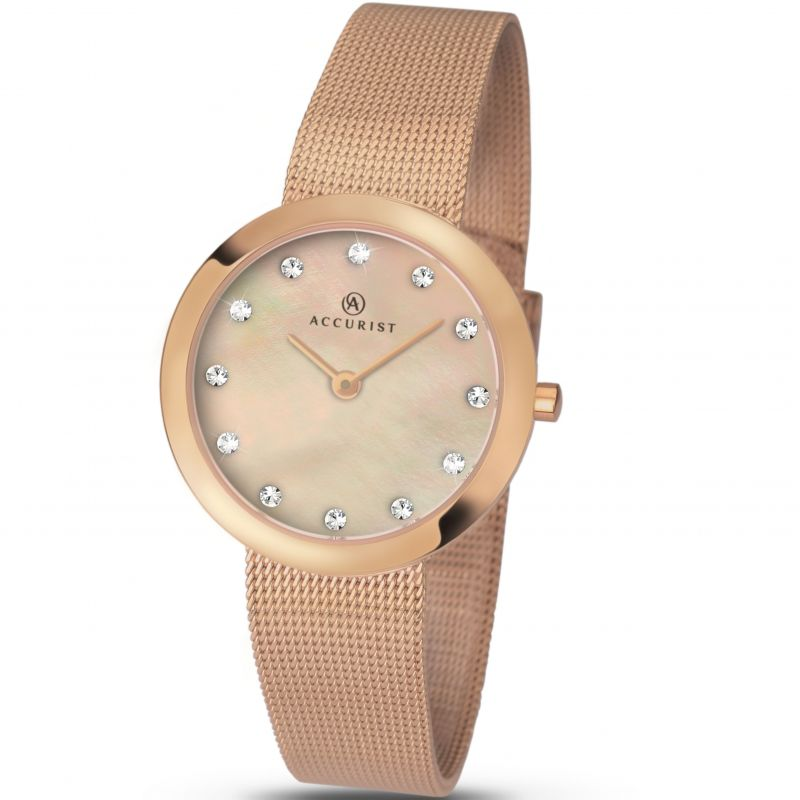 Damen Accurist Watch 8128