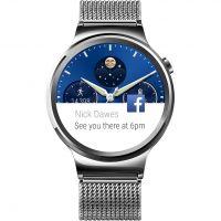 Unisex Huawei W1 Android Wear Bluetooth Intelligent - EU Adaptor Wecker Uhr
