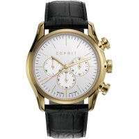 Herren Esprit Chronograph Watch ES108801004