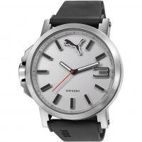 Herren Puma PU10294 ULTRASIZE 50 - silver white Uhr