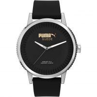 homme Puma PU10410 SUEDE - black Watch PU104101002