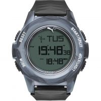 Mens Puma PU91116 VERTICAL - camo black grey Alarm Chronograph Watch