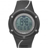 Herren Puma PU91129 OPTICAL CARDIAC - reflective Wecker Chronograf Uhr