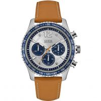 homme Guess Fleet Chronograph Watch W0970G1
