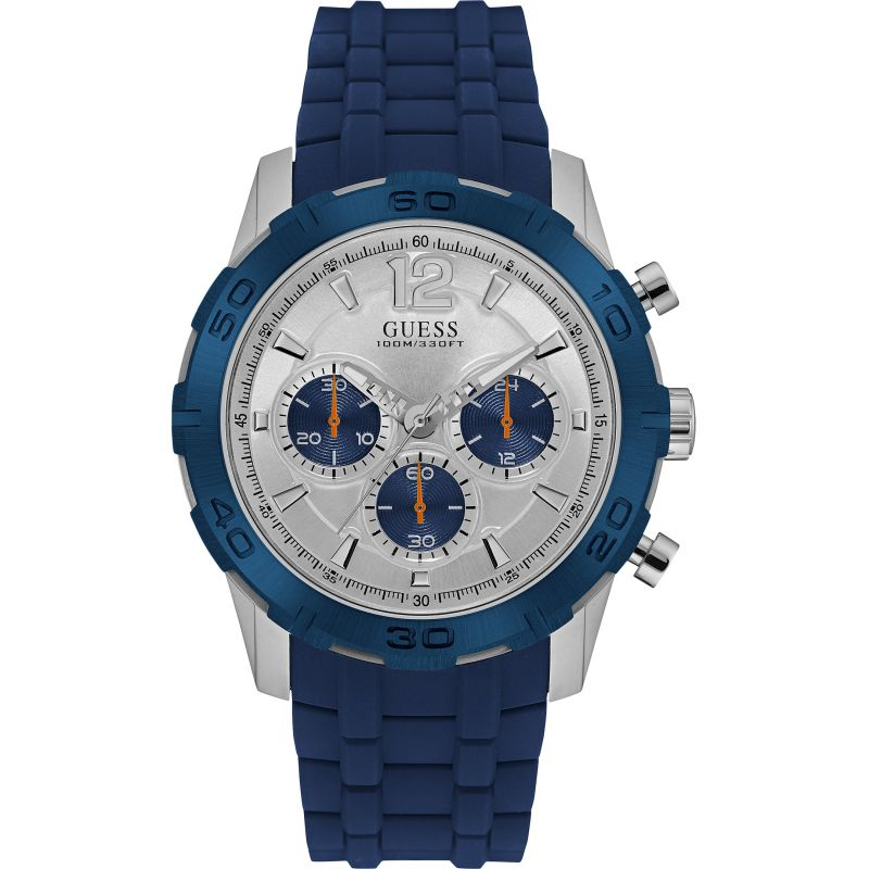 Mens Guess Caliber Chronograph Watch