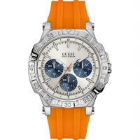 Guess Turbo Herrklocka Orange W0966G1