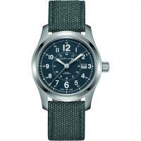 Herren Hamilton Khaki Field 42mm Automatik Uhr