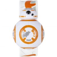 Star Wars BB8 Digital Flip Silicone Slap Kinderenhorloge Meerkleurig STAR434