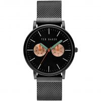 Ted Baker Brit Multifunction Herenhorloge Zwart ITE10031186