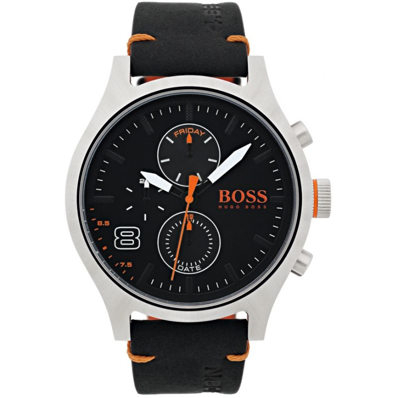 Mens Hugo Boss Orange Amsterdam Watch
