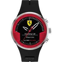 Herren Scuderia Ferrari Connect Hybrid Alarm Watch 0830373
