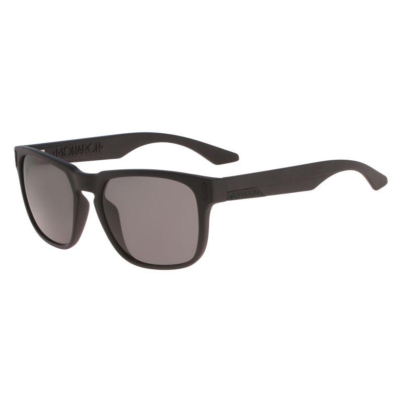 Dragon Matte Black/Grey Monarch Sunglasses 27075-002
