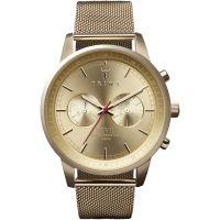 Mens Triwa Gold Nevil 2.0 Chronograph Watch