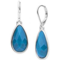 Biżuteria damska Nine West Jewellery Droplet Earrings 60450444-284