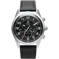 homme Royal London Chronograph Watch 41360-01