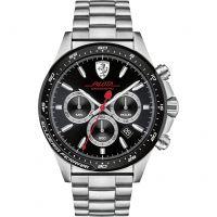Herren Scuderia Ferrari Pilota Chronograph Watch 0830393
