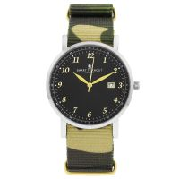 Zegarek uniwersalny Smart Turnout Savant with Camo Strap STH5/SB/56/W-CAMO