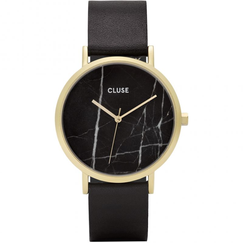 Ladies Cluse La Roche Gold Watch