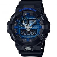 Herren Casio G-Shock Alarm Chronograph Watch GA-710-1A2ER