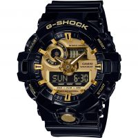 Herren Casio G-Shock Alarm Chronograph Watch GA-710GB-1AER