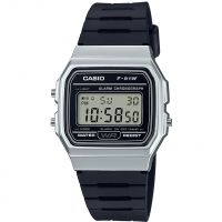 Casio Classic Collection Unisexchronograaf Zwart F-91WM-7AEF
