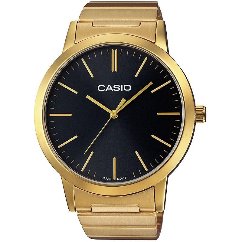 Herren Casio Classic Vintage Style Watch LTP-E118G-1AEF