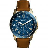 Herren Fossil Grant Sport Chronograf Uhren