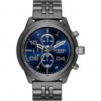 Diesel Padlock Chronograph Watch