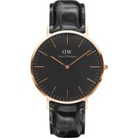 Zegarek uniwersalny Daniel Wellington Classic Black Reading Watch 40mm DW00100129