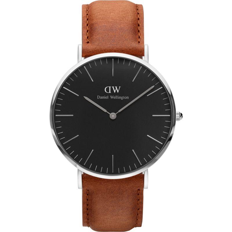 Unisex Daniel Wellington Classic Black Durham Watch 40mm Watch DW00100132