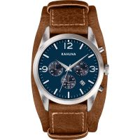 Mens Kahuna Chronograph Cuff Watch