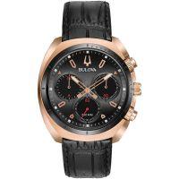 Herren Bulova Sport CURV Chronograph Watch 98A156
