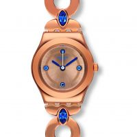Ladies Swatch Goldenlinkings Watch