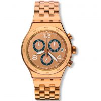 Ladies Swatch Spipat Chronograph Watch