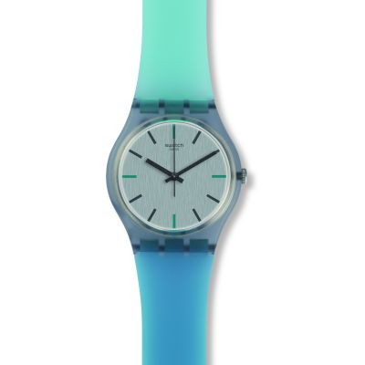 Montre Unisexe Swatch Sea-Pool GM185