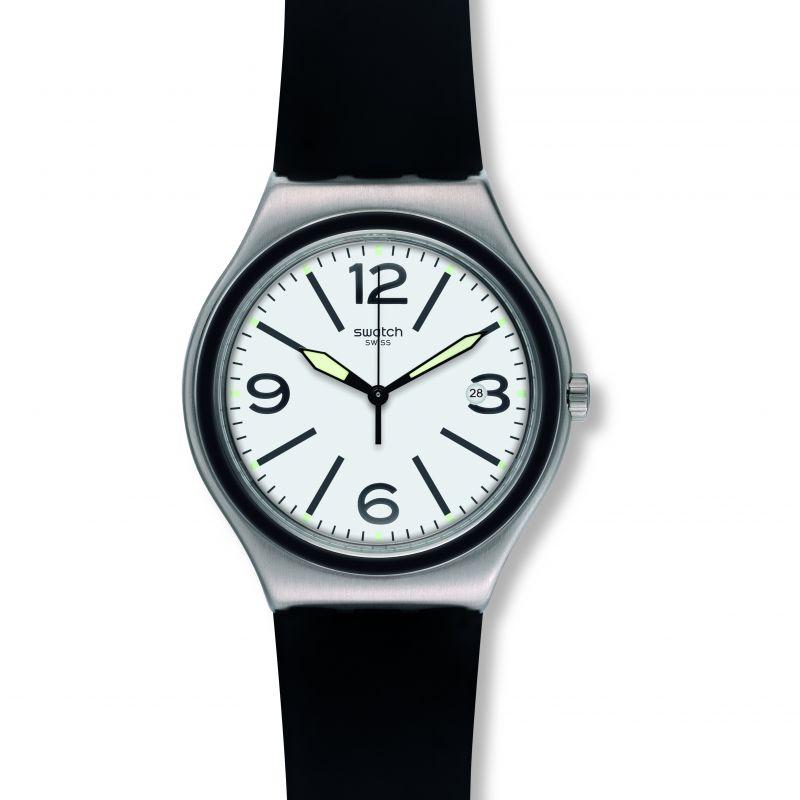 Herren Swatch Noir Du Soir Watch YWS424