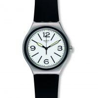 homme Swatch Noir Du Soir Watch YWS424