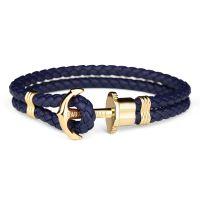 Paul Hewitt vergoldet Größe L Phrep Armband