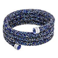 Damen Swarovski Edelstahl Crystaldust Armband