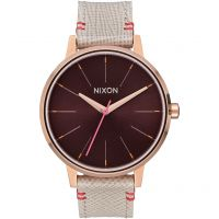 Reloj para Mujer Nixon The Kensington Leather A108-1890