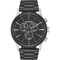 homme Nixon The Sentry Chrono Chronograph Watch A386-2541