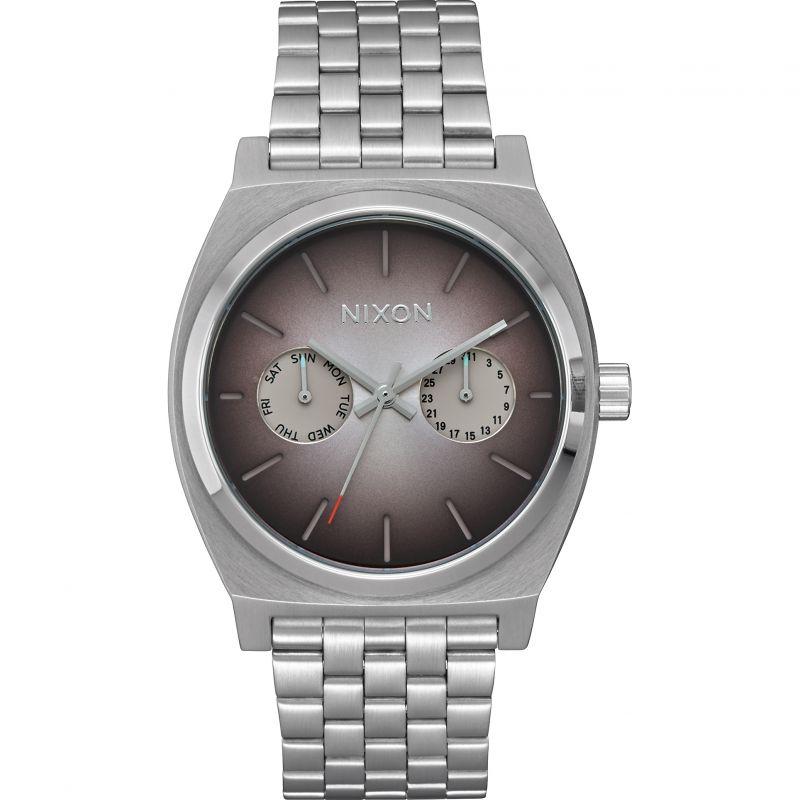 Unisex Nixon The Time Teller Deluxe Watch